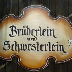 """Märchen """"Brüderlein und Schwesterlein"""""""